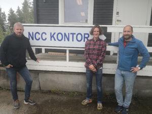 Opplæring RoadAI hos NCC