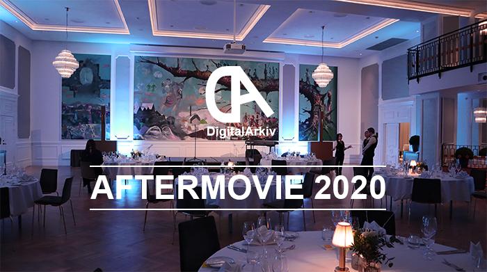 Digitalarkiv banner aftermovie