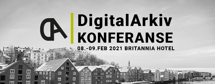 DigitalArkiv banner