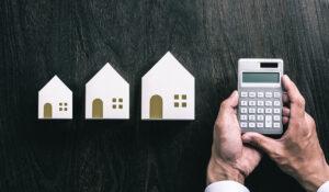 Hus og kalkulator