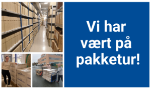 Pakke arkiver