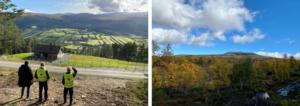 Besiktigelse i Lesja kommune_besiktigere ute i natur