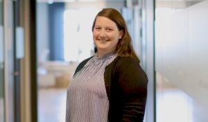 Marthe Lillegård Westrum jurist på avdeling taksering for eiendomsskatt