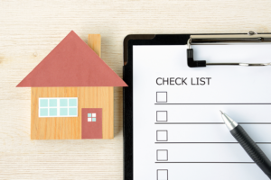 Checklist, property tax