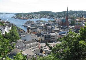 Omtaksering i Arendal kommune
